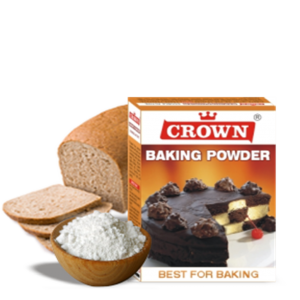 CROWN BAKING POWDER 50G