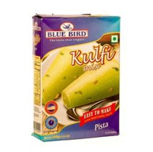 BLUE BIRD KULFI MIX PISTA FLAV 100G