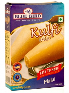 BLUE BIRD KULFI MIX MALAI FLAV 100G