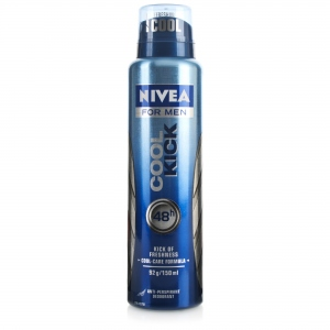 NIVEA MEN COOL KICK DEO 150ML
