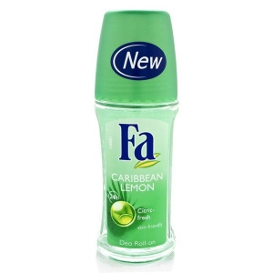 FA CARIBBEAN LEMON DEO ROLL-ON 50ML
